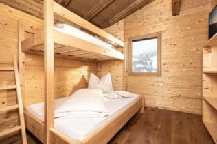 Schlafzimmer / Stockbetten